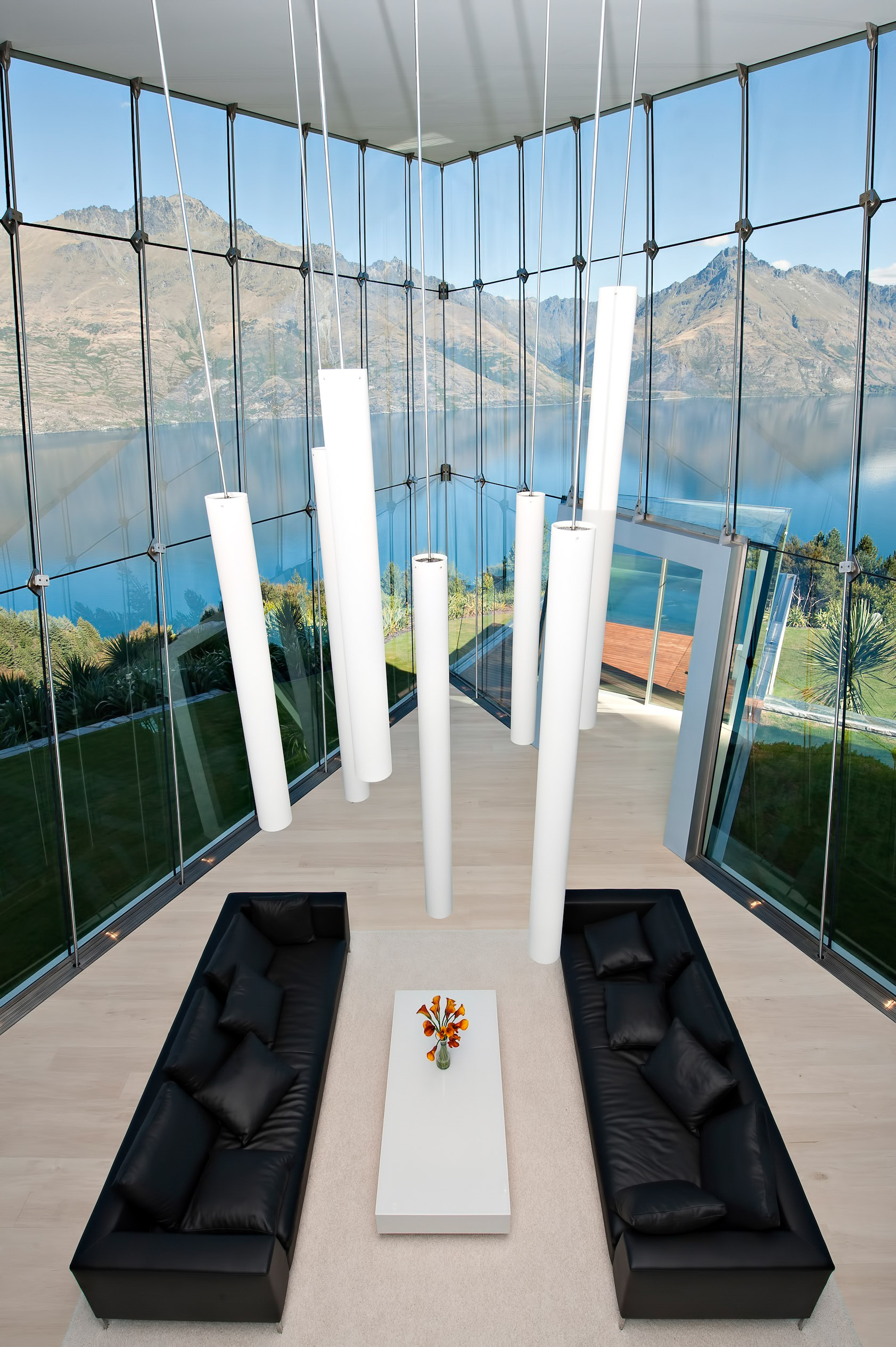 Jagged Edge Luxury Residence – Queenstown, New Zealand