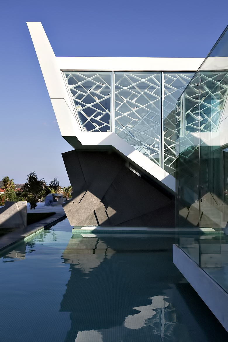 H3 House Luxury Residence – Athens, Greece