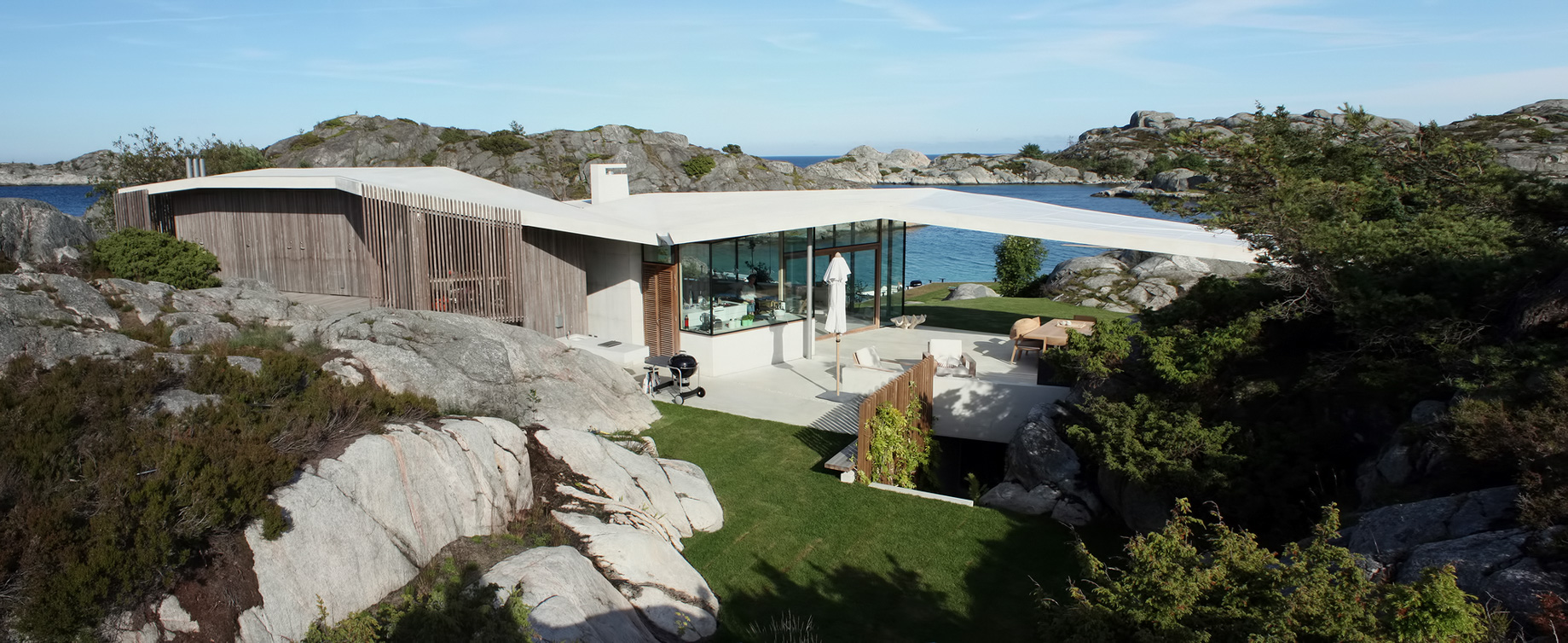 Lyngholmen Summer House – Lillesand, Agder, Norway