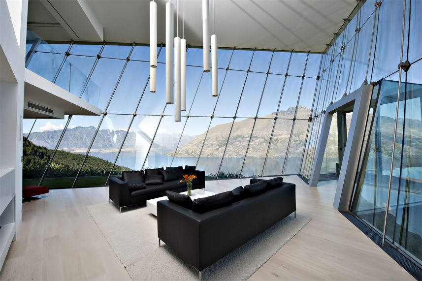 Jagged Edge Luxury Residence - Queenstown, New Zealand