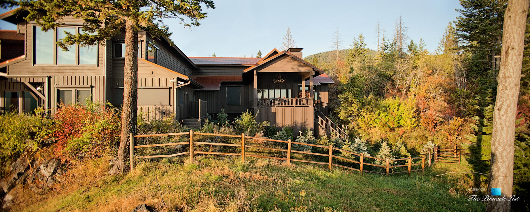 Thunder Ranch - 7095 Bottle Bay Rd, Sagle, ID, USA