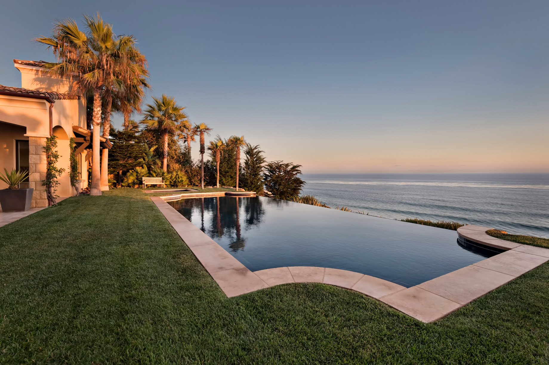 Marisol Spanish Estate - 11768 Ellice St, Malibu, CA, USA