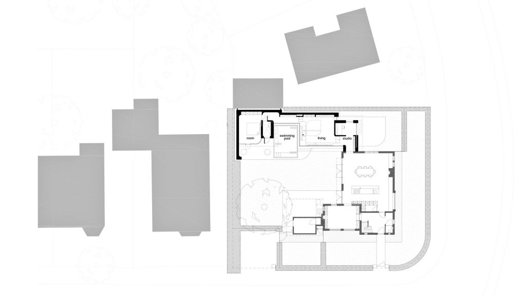 Floor Plans - Pavilion House - Eindhoven, North Brabant, Netherlands