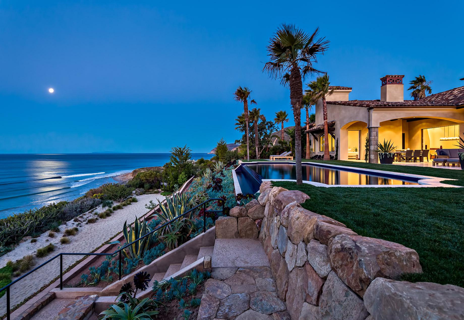 Marisol Spanish Estate - 11768 Ellice St, Malibu, CA, USA