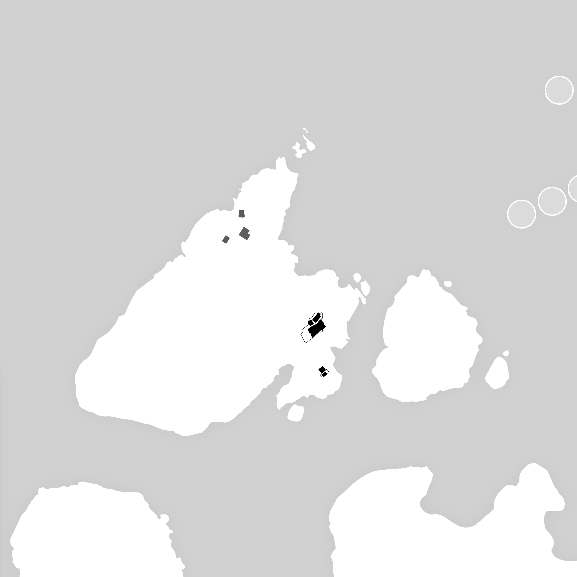 Location - Lyngholmen Summer House - Lillesand, Agder, Norway