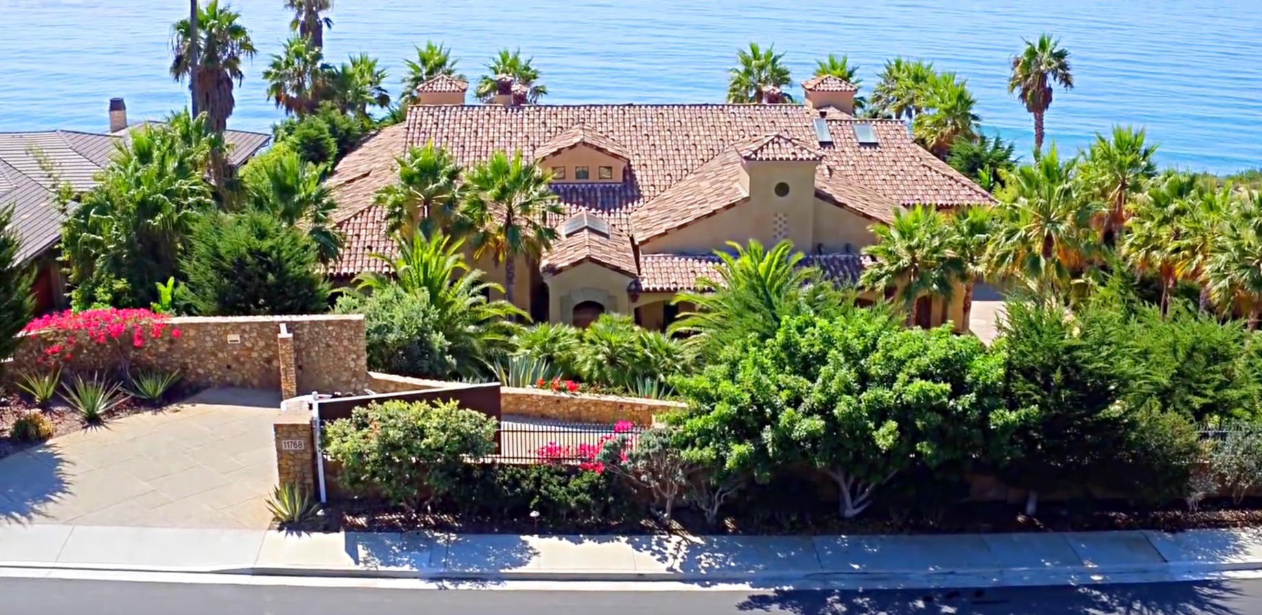 Pano - Marisol Spanish Estate - 11768 Ellice St, Malibu, CA, USA