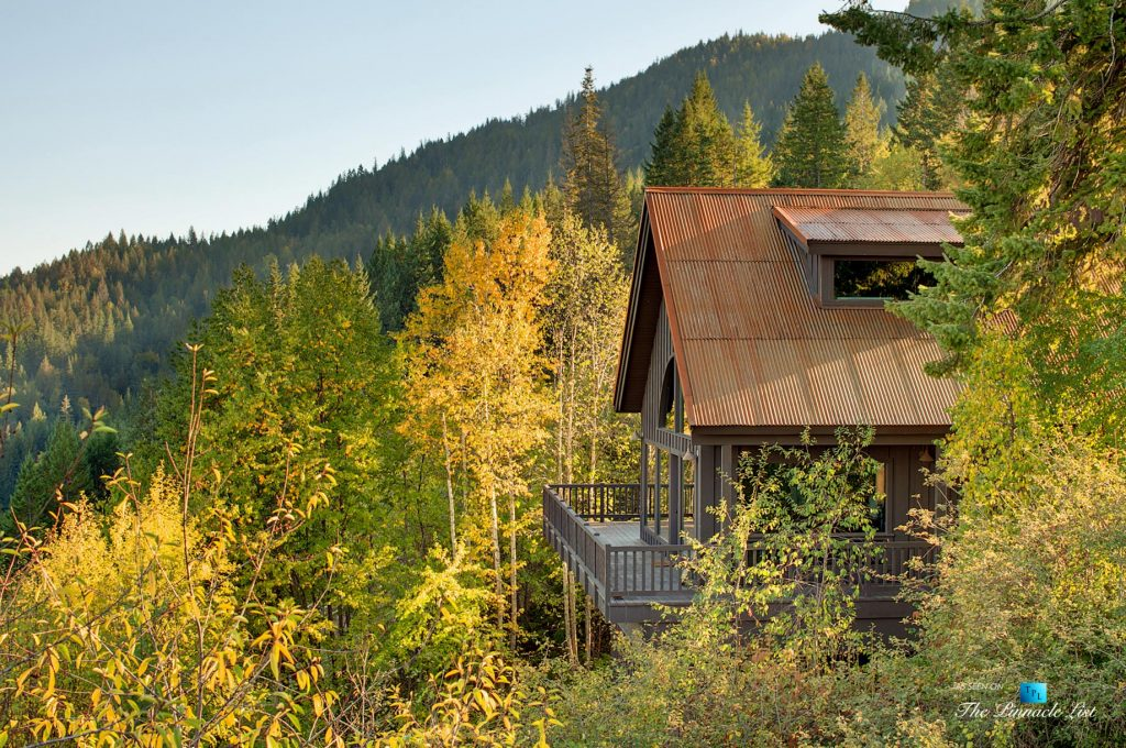 Business Office - Thunder Ranch - 7095 Bottle Bay Rd, Sagle, ID, USA