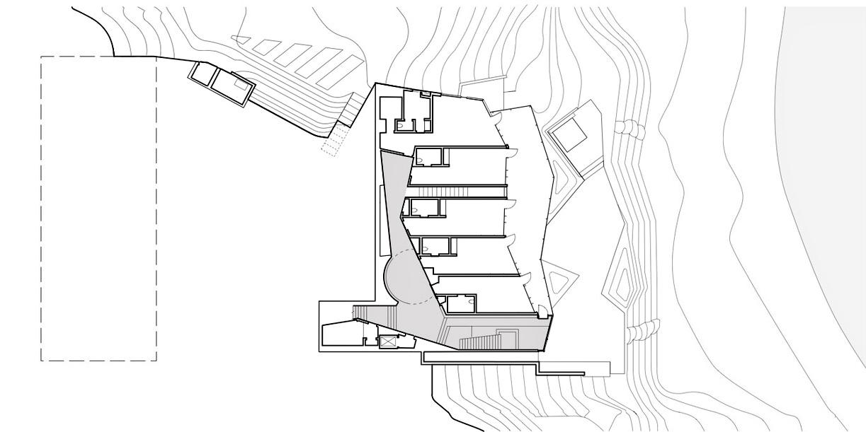 Floor Plans – Beach House Luxury Residence – 516 Sheridan Rd, Wilmette, IL, USA