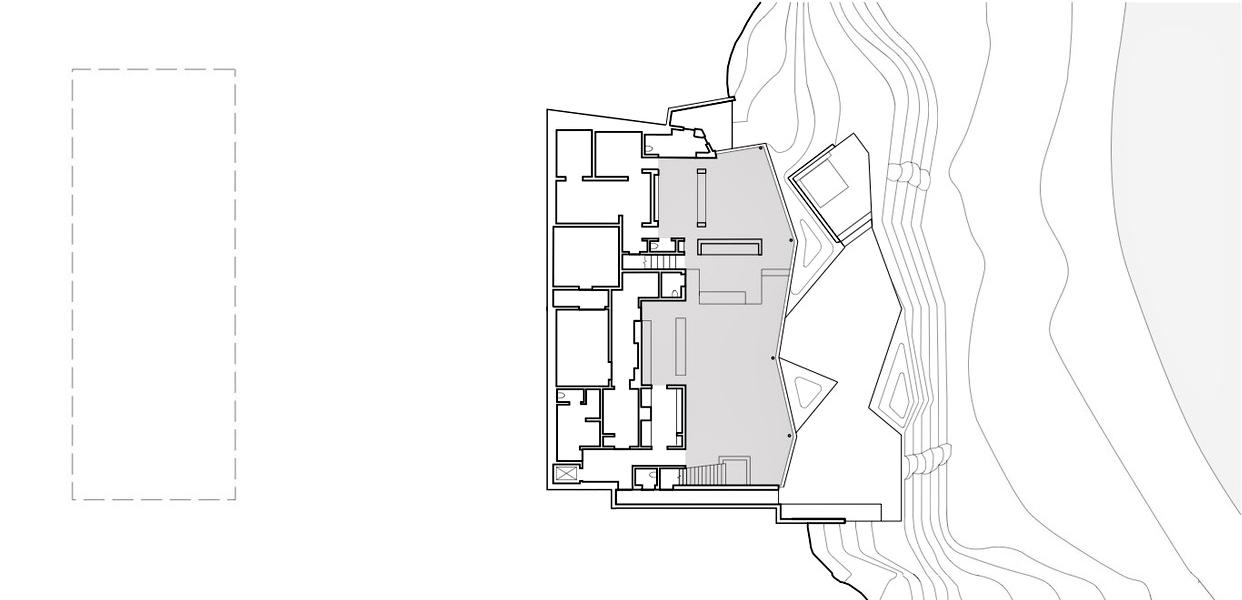 Floor Plans - Beach House Luxury Residence - 516 Sheridan Rd, Wilmette, IL, USA