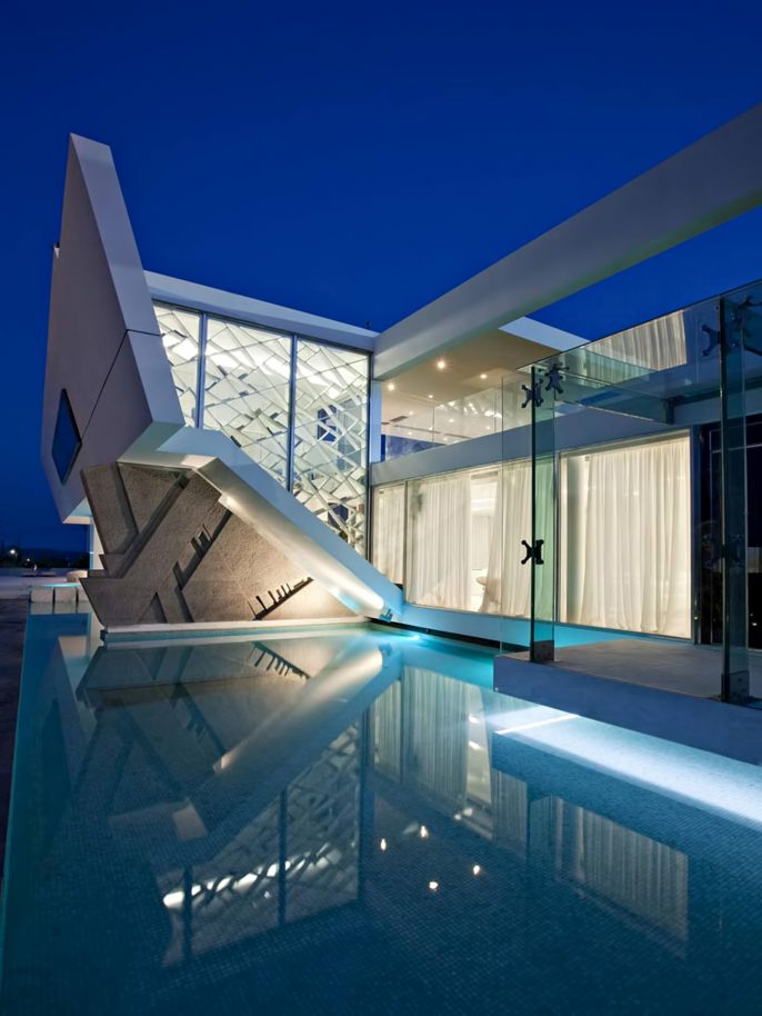 H3 House Luxury Residence - Athens, Greece
