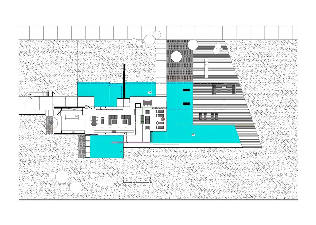 Floor Plans - H3 House Luxury Residence - Athens, Greece
