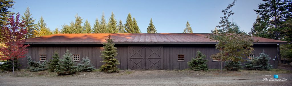 254 Outdoors and Outbuildings - Thunder Ranch - 7095 Bottle Bay Rd, Sagle, ID, USA
