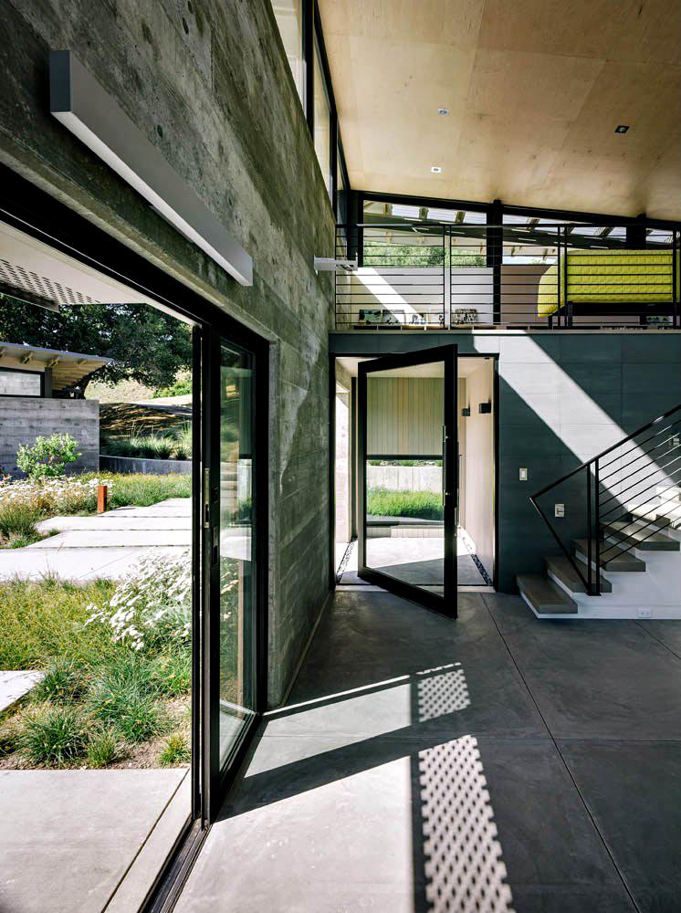 Butterfly House - Santa Lucia Preserve, Carmel, CA, USA