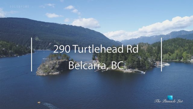 290 Turtlehead Rd - The Place to Be - Belcarra, BC, Canada - Luxury Real Estate