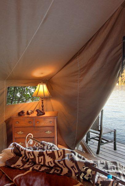 Lake Tents and Docks - Thunder Ranch - 7095 Bottle Bay Rd, Sagle, ID, USA