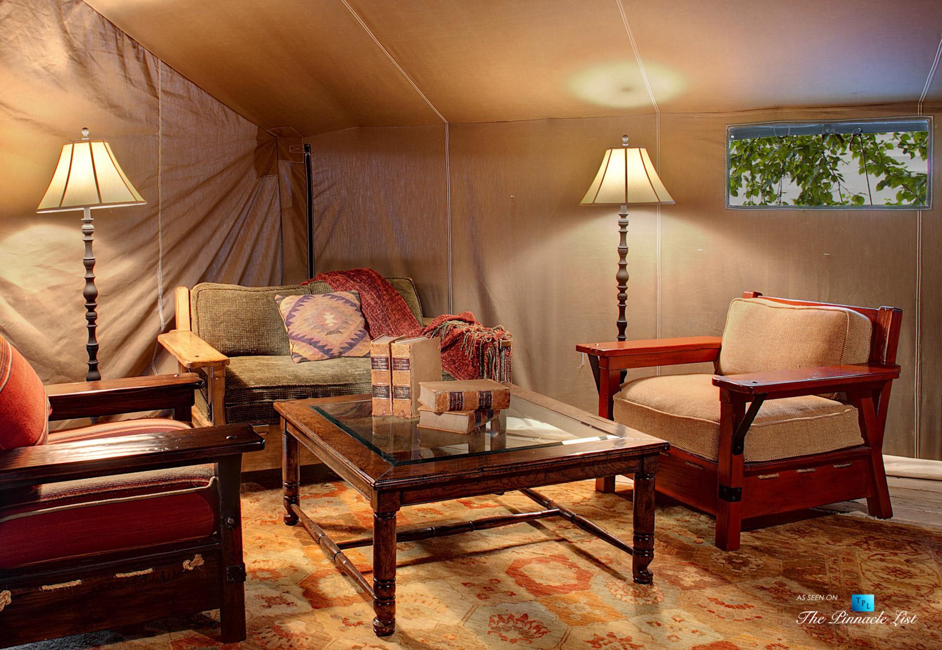 Lake Tents and Docks – Thunder Ranch – 7095 Bottle Bay Rd, Sagle, ID, USA
