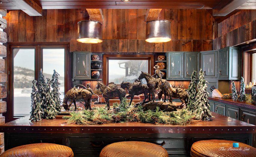 Winter Holidays - Thunder Ranch - 7095 Bottle Bay Rd, Sagle, ID, USA Winter Holidays - Thunder Ranch - 7095 Bottle Bay Rd, Sagle, ID, USA
