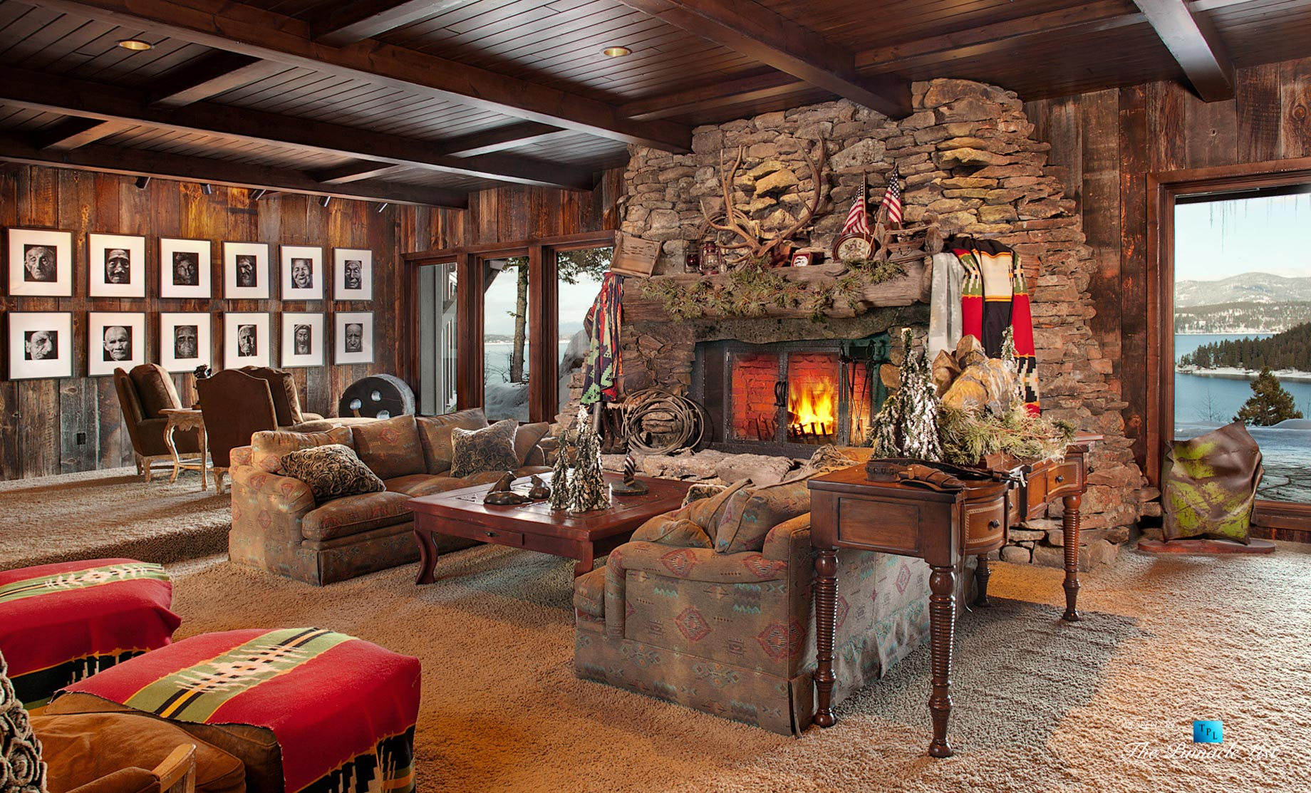 Winter Holidays - Thunder Ranch - 7095 Bottle Bay Rd, Sagle, ID, USA