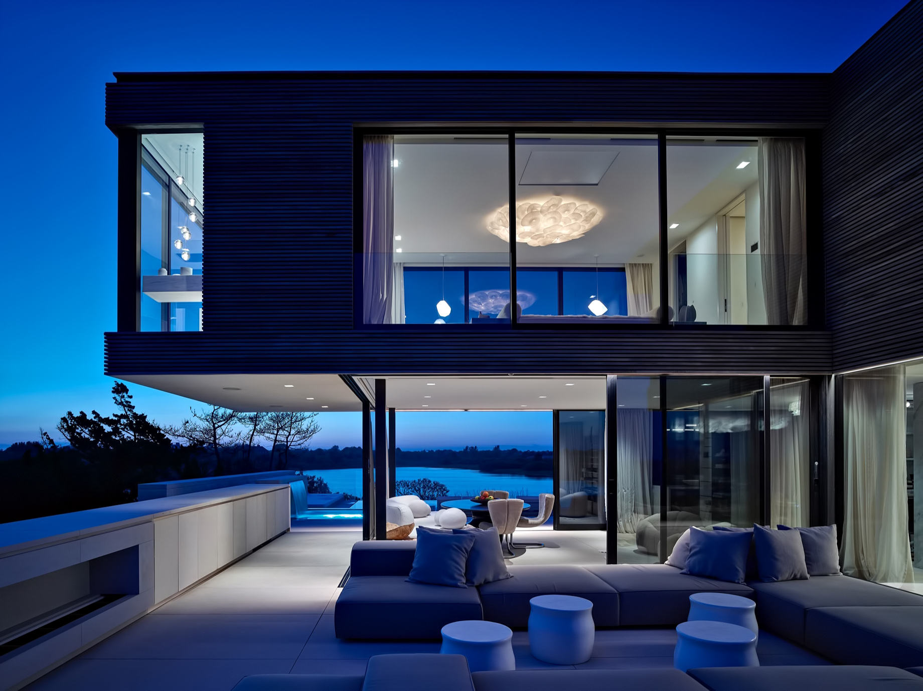 Field House Residence - Fairfield Pond Ln, Sagaponack, NY, USA