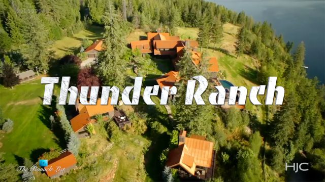Thunder Ranch - 7095 Bottle Bay Rd, Sagle, ID, USA - Luxury Real Estate