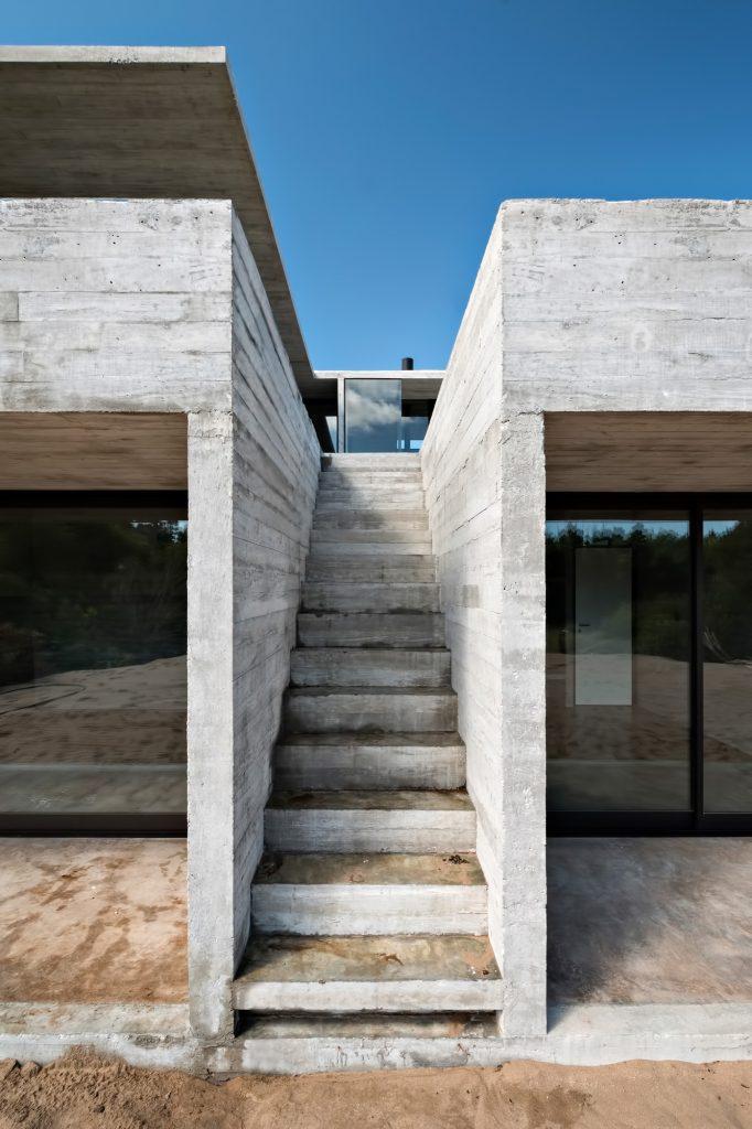 Casa en la Duna - Costa Esmeralda, Buenos Aires, Argentina