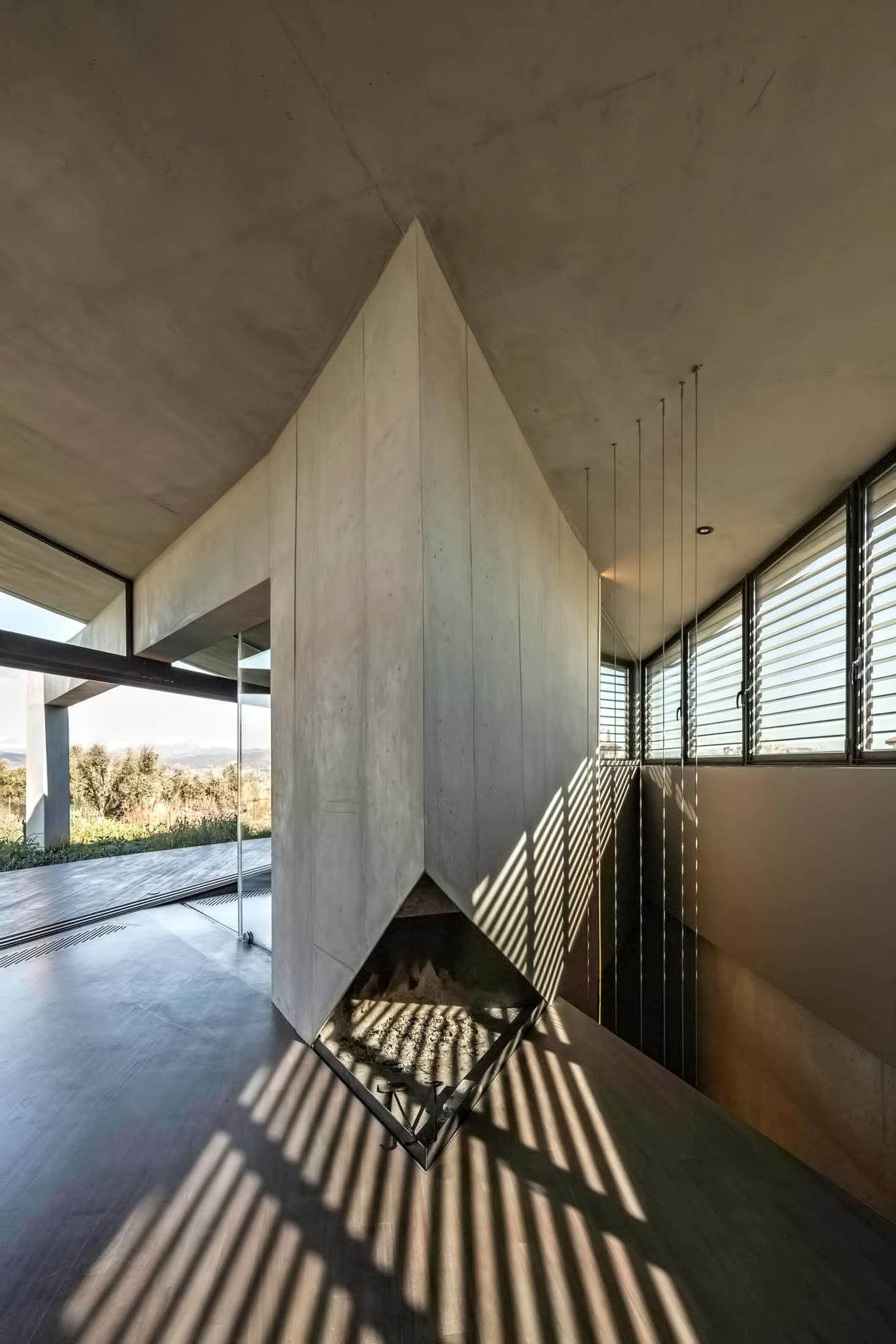 Sikamino Residence – Oropos, Attica, Greece