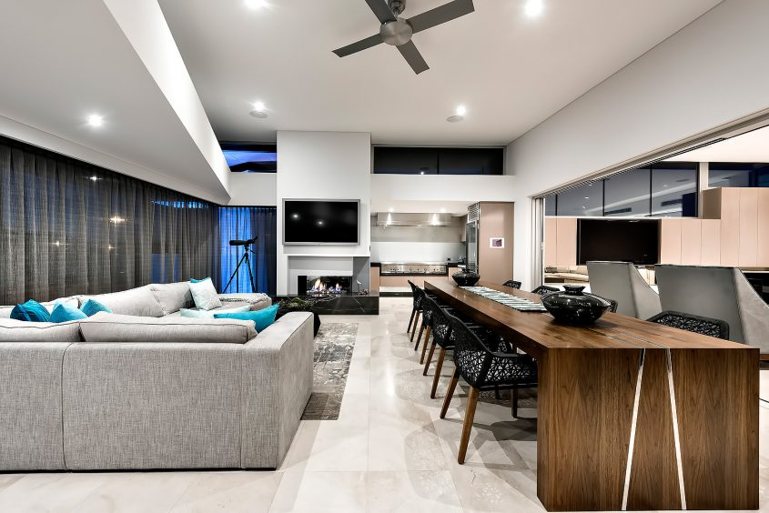 09 - Perth Luxury Residence - Seaward Loop, Sorrento, WA, Australia