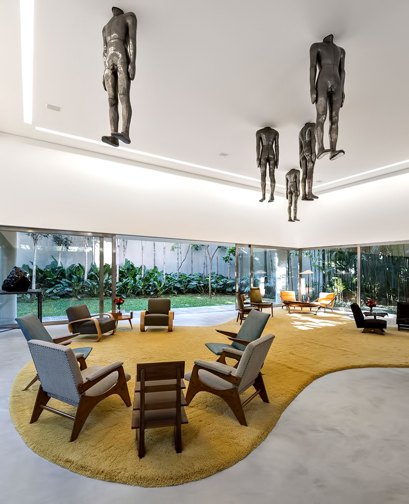 Cubo House Luxury Residence – Jardins, São Paulo, Brazil