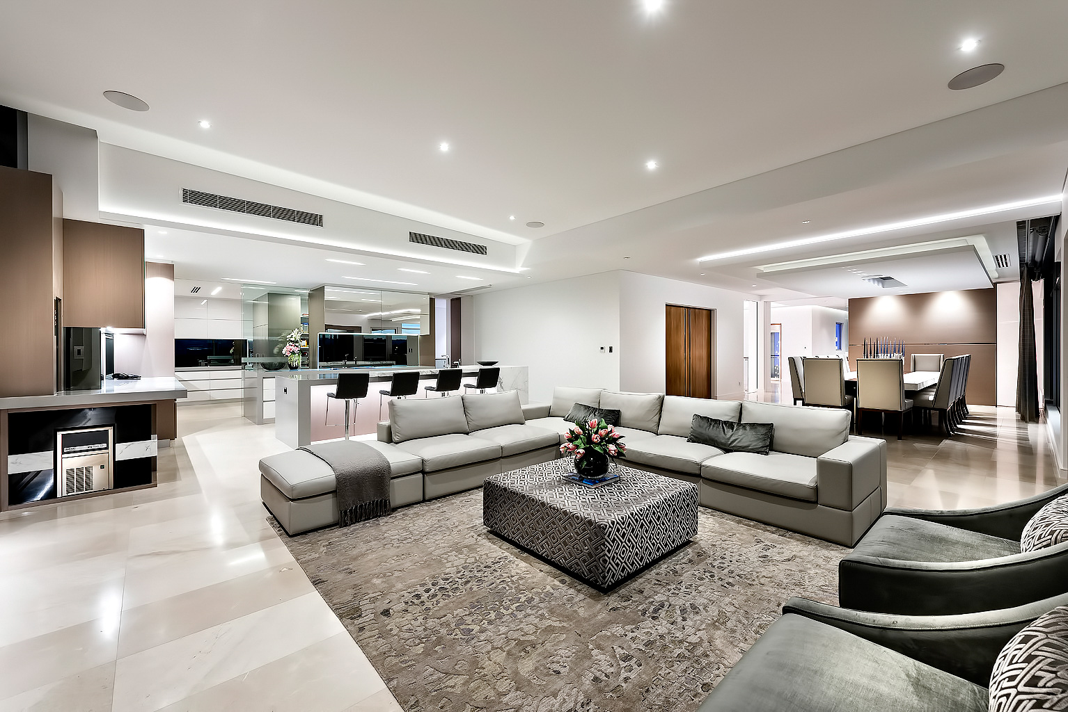 11 – Perth Luxury Residence – Seaward Loop, Sorrento, WA, Australia