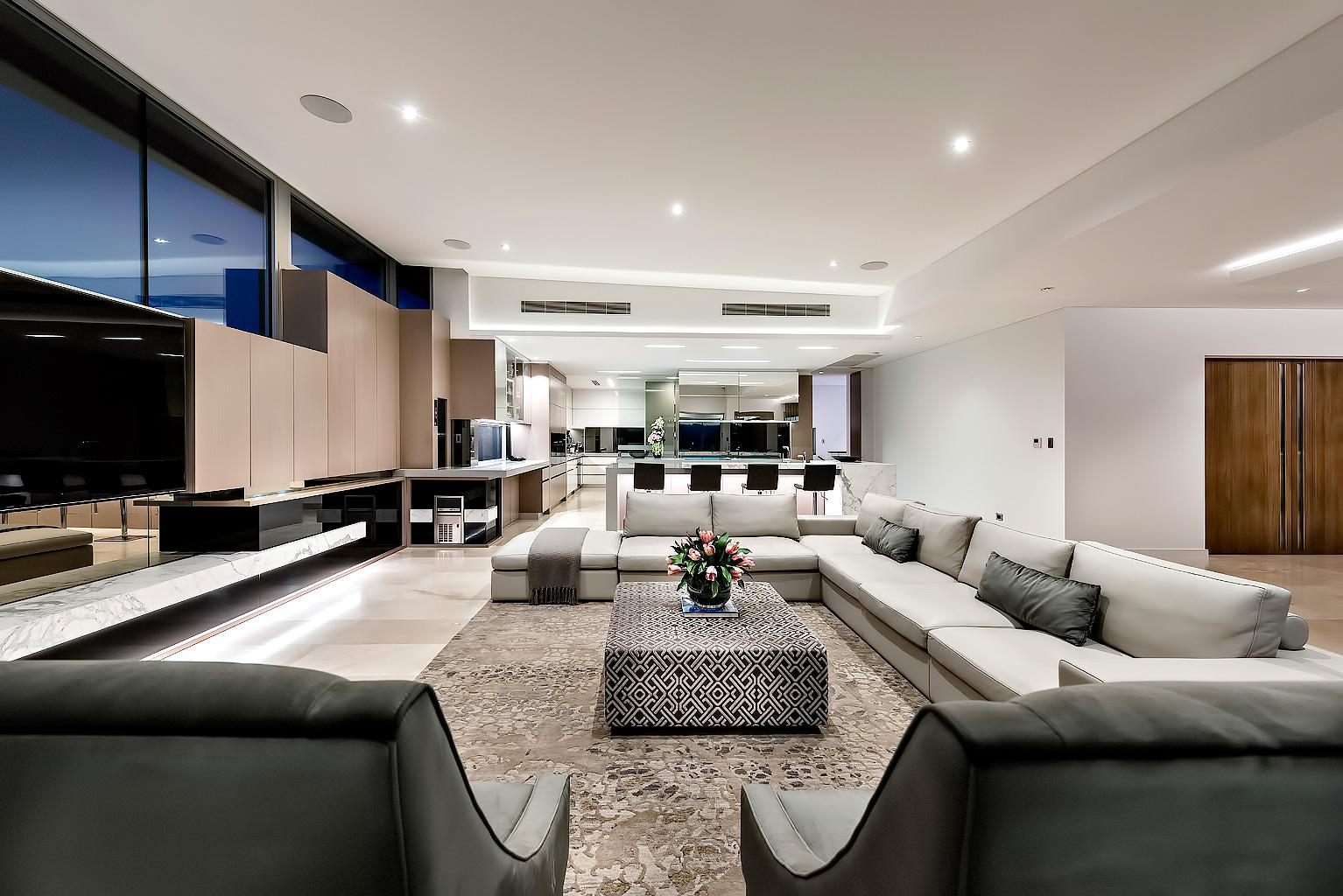 12 – Perth Luxury Residence – Seaward Loop, Sorrento, WA, Australia