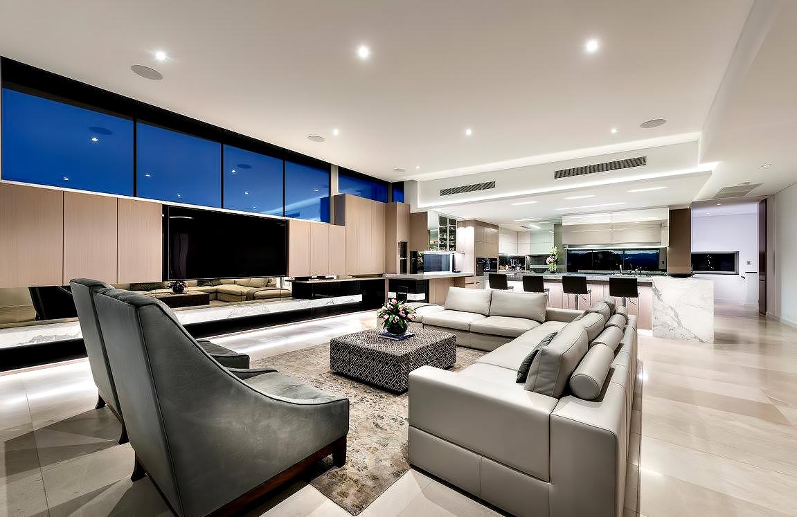 13 – Perth Luxury Residence – Seaward Loop, Sorrento, WA, Australia