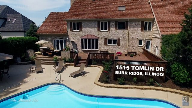 1515 Tomlin Dr, Burr Ridge, IL, USA - Luxury Real Estate