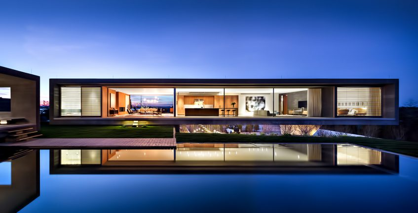Hamptons Luxury Modern - 1285 Flying Point Rd, Water Mill, NY, USA