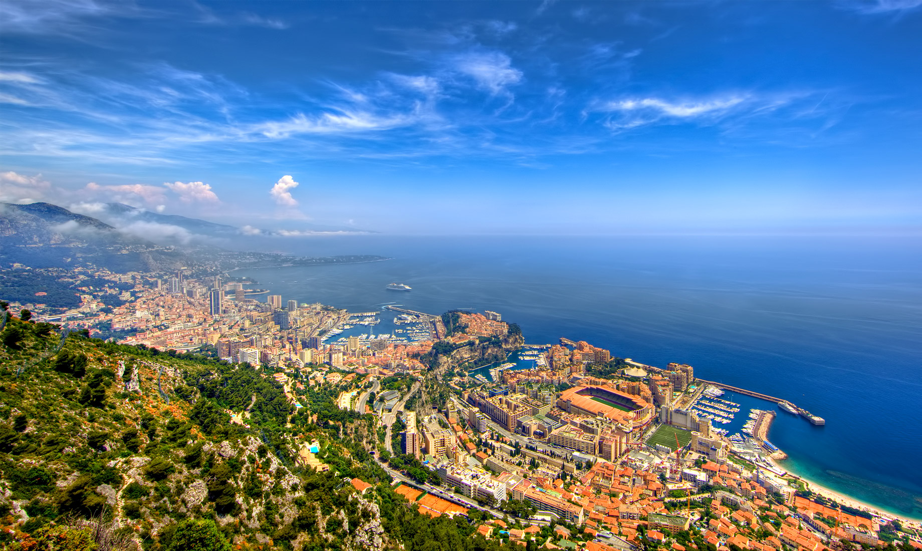 Monte Carlo - Monaco - The Most Exclusive European Resorts Locations to Buy a Holiday House