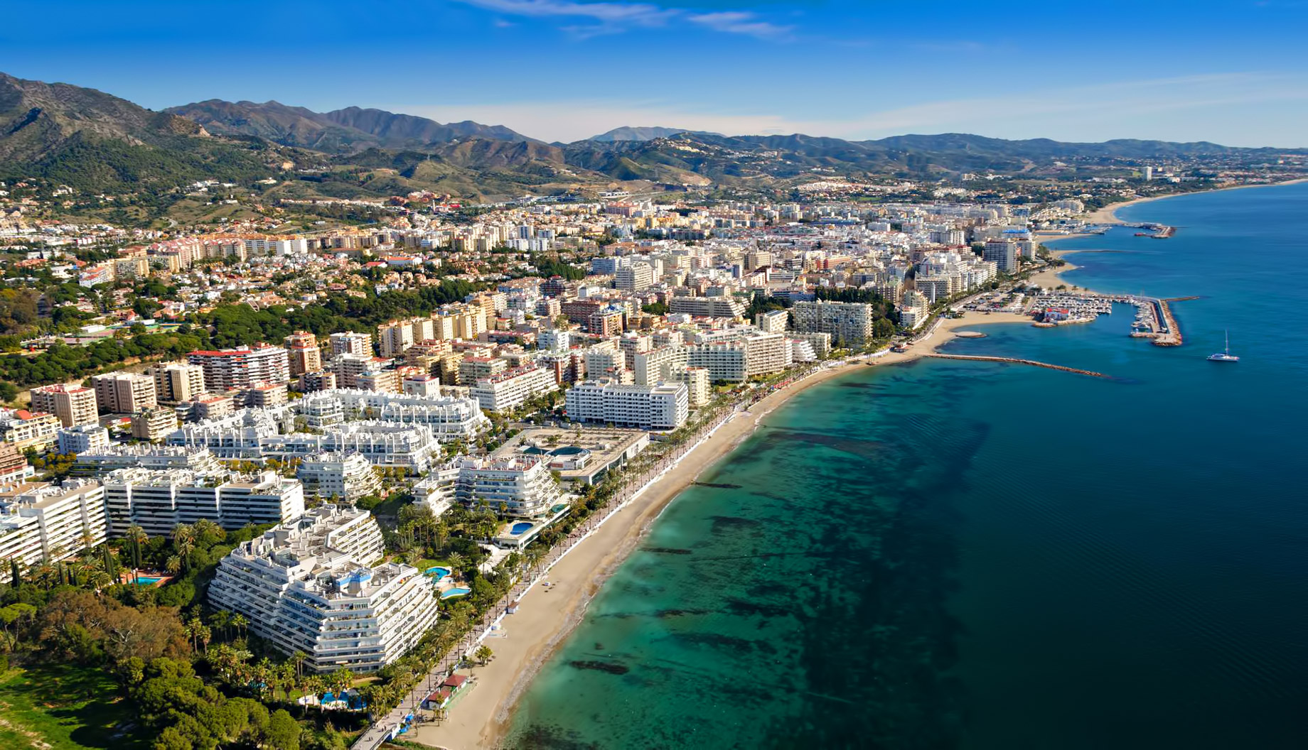 Marbella - Spain - The Most Exclusive European Resorts Locations to Buy a Holiday House