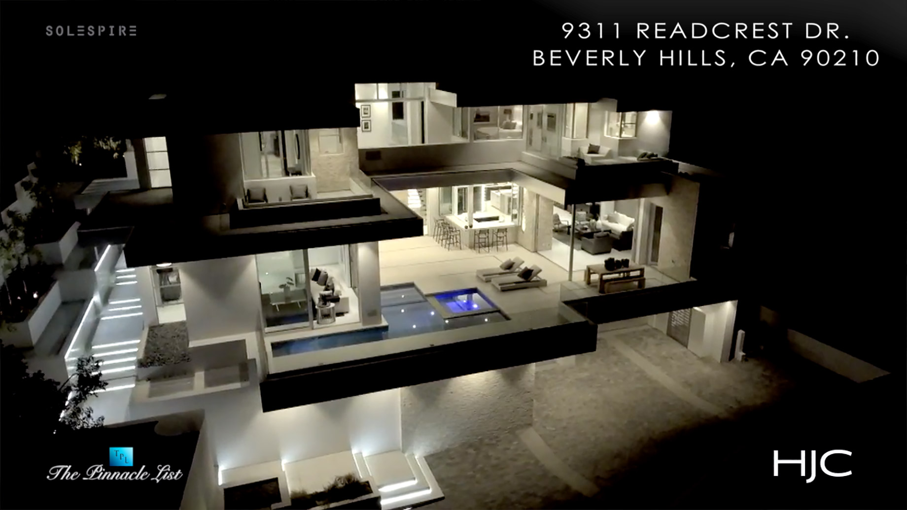 Modern Contemporary Home - 9311 Readcrest Dr, Beverly Hills, CA, USA - Luxury Real Estate