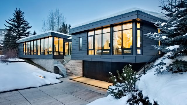 Zinc House Luxury Residence - Aspen, CO, USA