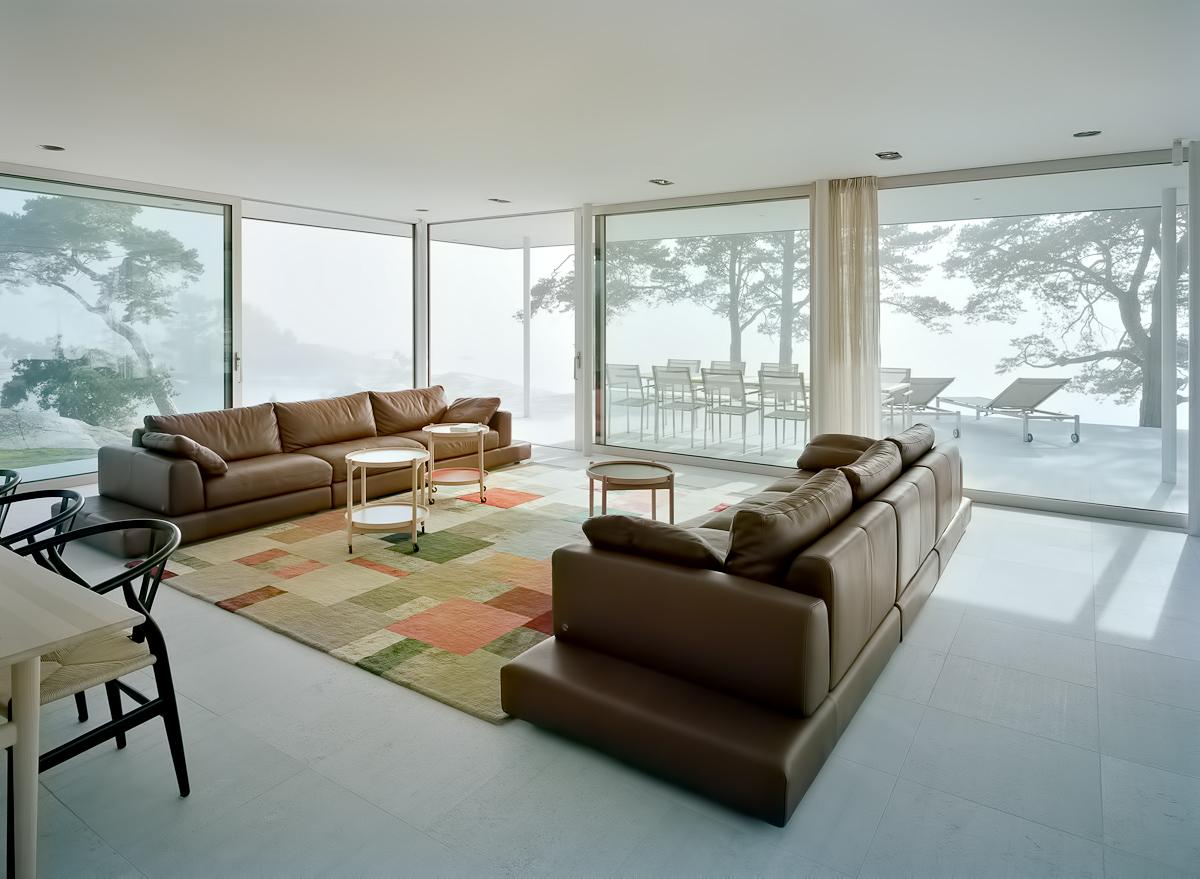 Villa Kymmendo Luxury Residence - Grötskär Island, Stockholm, Sweden