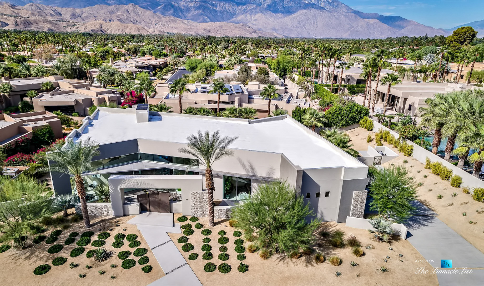 32 Ambassador Cir, Rancho Mirage, CA, USA 🇺🇸 – Showcase