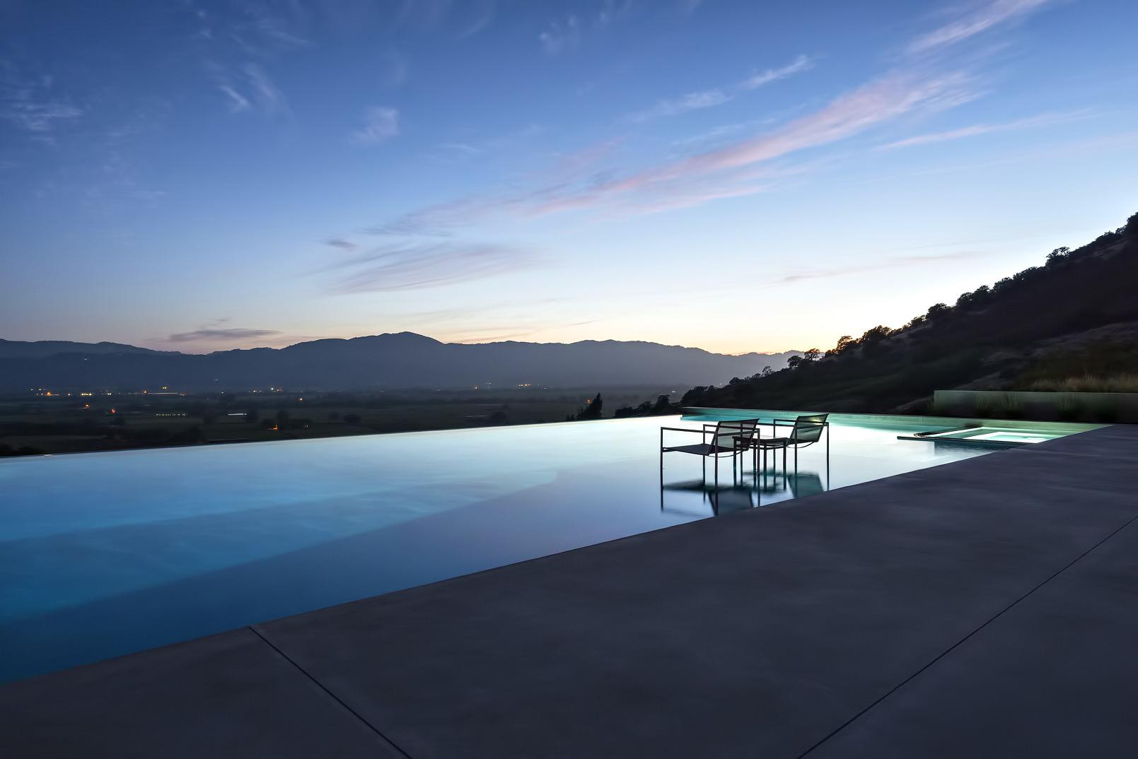 Napa Valley Luxury Residence – Silverado Trail, Napa, CA, USA