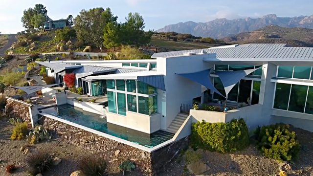 Mataja Luxury Residence - 12815 Yellow Hill Rd, Malibu, CA, USA