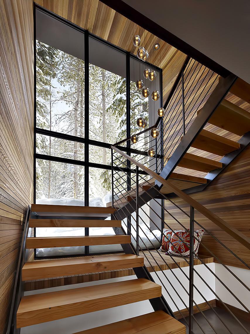 Huneeus House Luxury Residence - Sugar Bowl, Norden, CA, USA