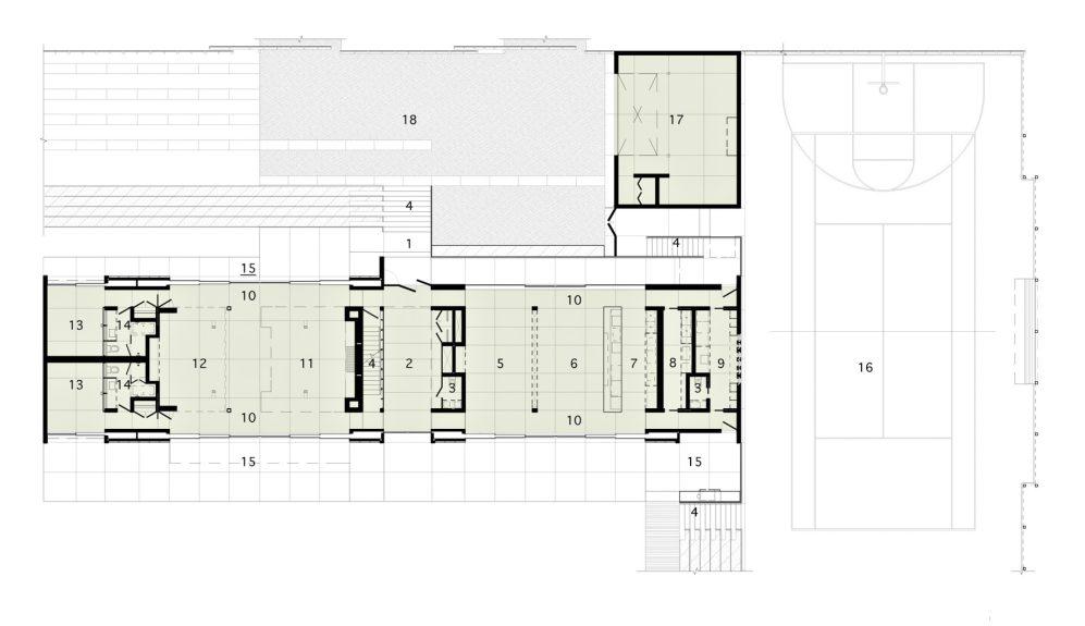 Floor Plans - Hamptons Beachfront - 7 Fairfield Pond Ln, Sagaponack, NY, USA