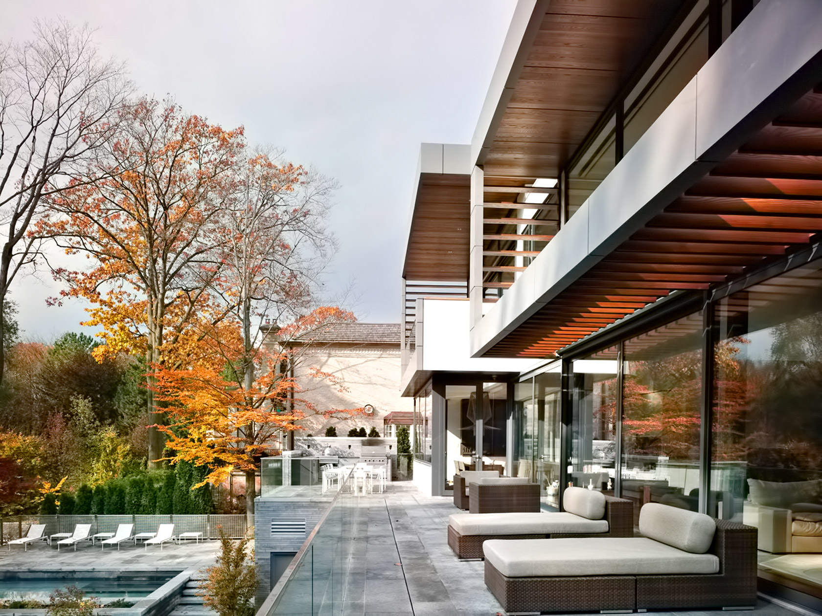 Stone Luxury Residence - Forest Hill, Toronto, ON, Canada