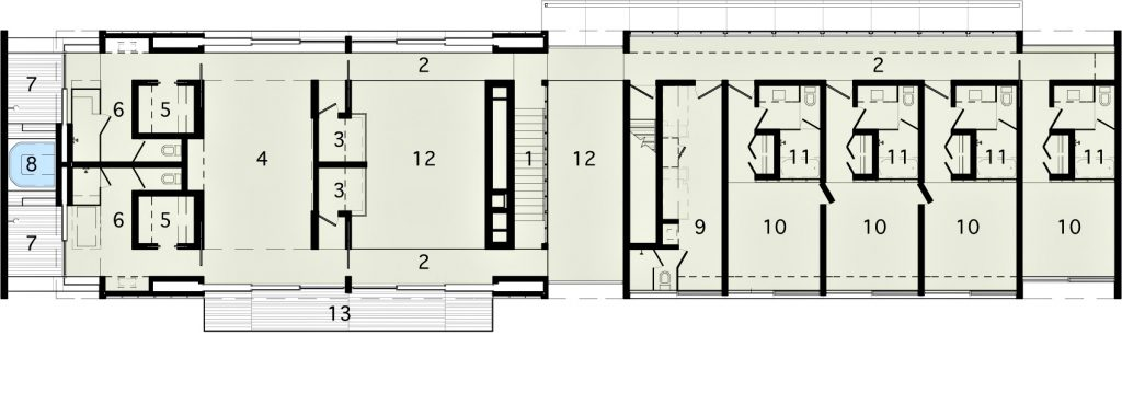 Floor Plans - Hamptons Beachfront - 7 Fairfield Pond Ln, Sagaponack, NY, USA