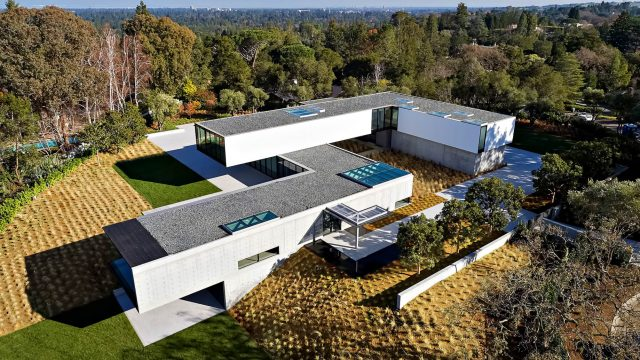 Oz House Luxury Residence - Ridge View Dr, Atherton, CA, USA