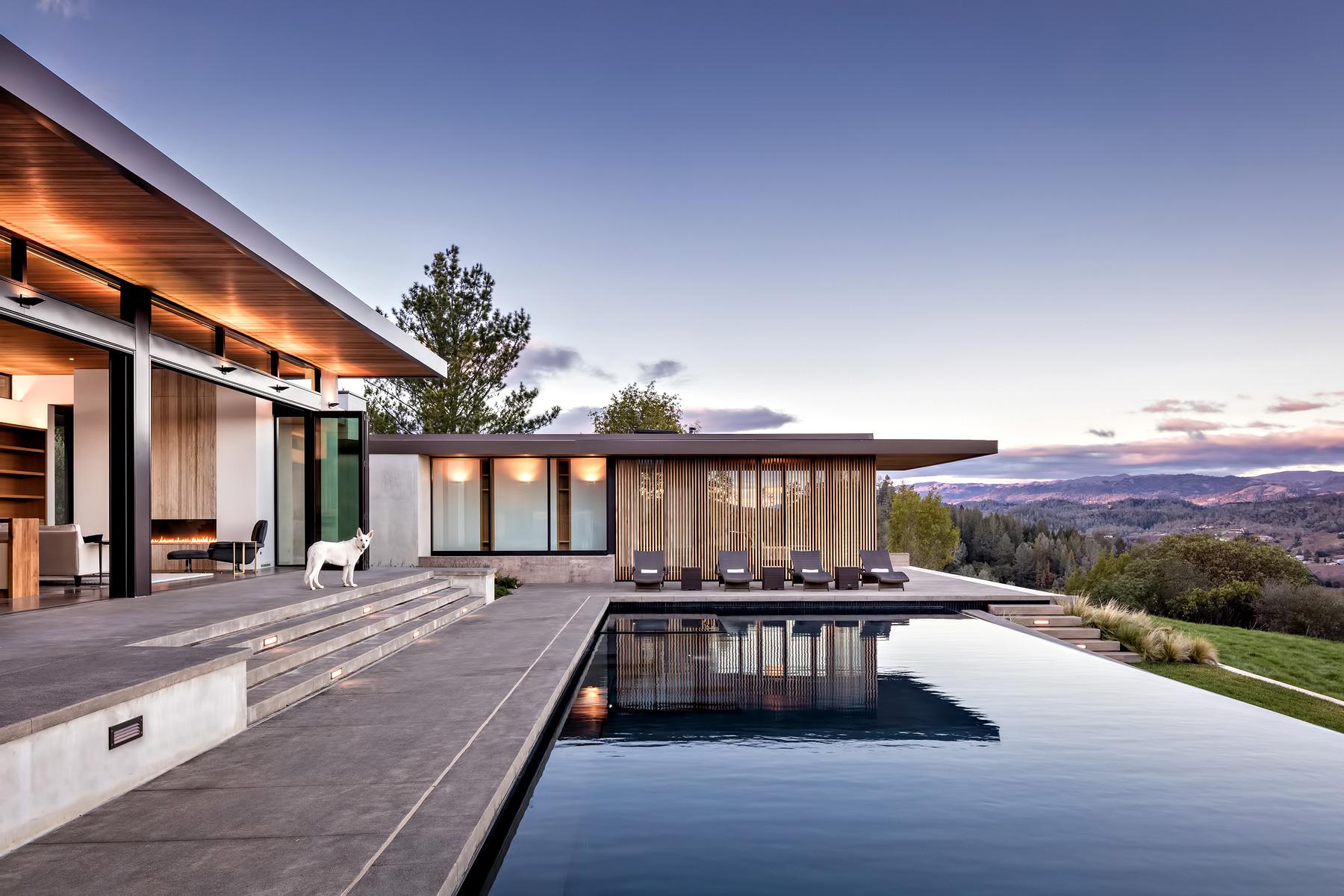 Sonoma Luxury Residence – W Dry Creek Rd, Healdsburg, CA, USA