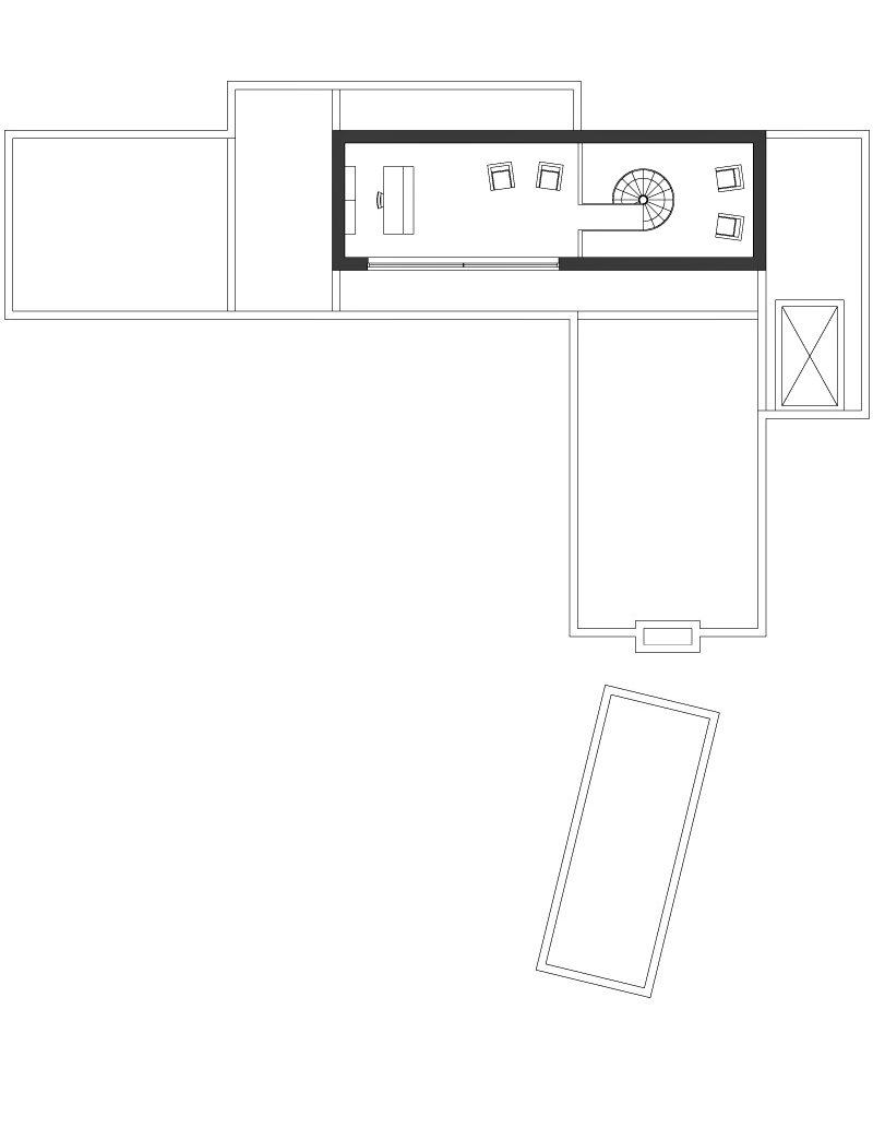 Floor Plans - Villa J2 Luxury Residence - Falsterbo, Skåne, Sweden