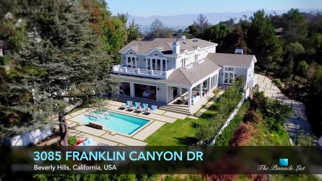 3085 Franklin Canyon Dr, Beverly Hills, CA, USA - Luxury Real Estate