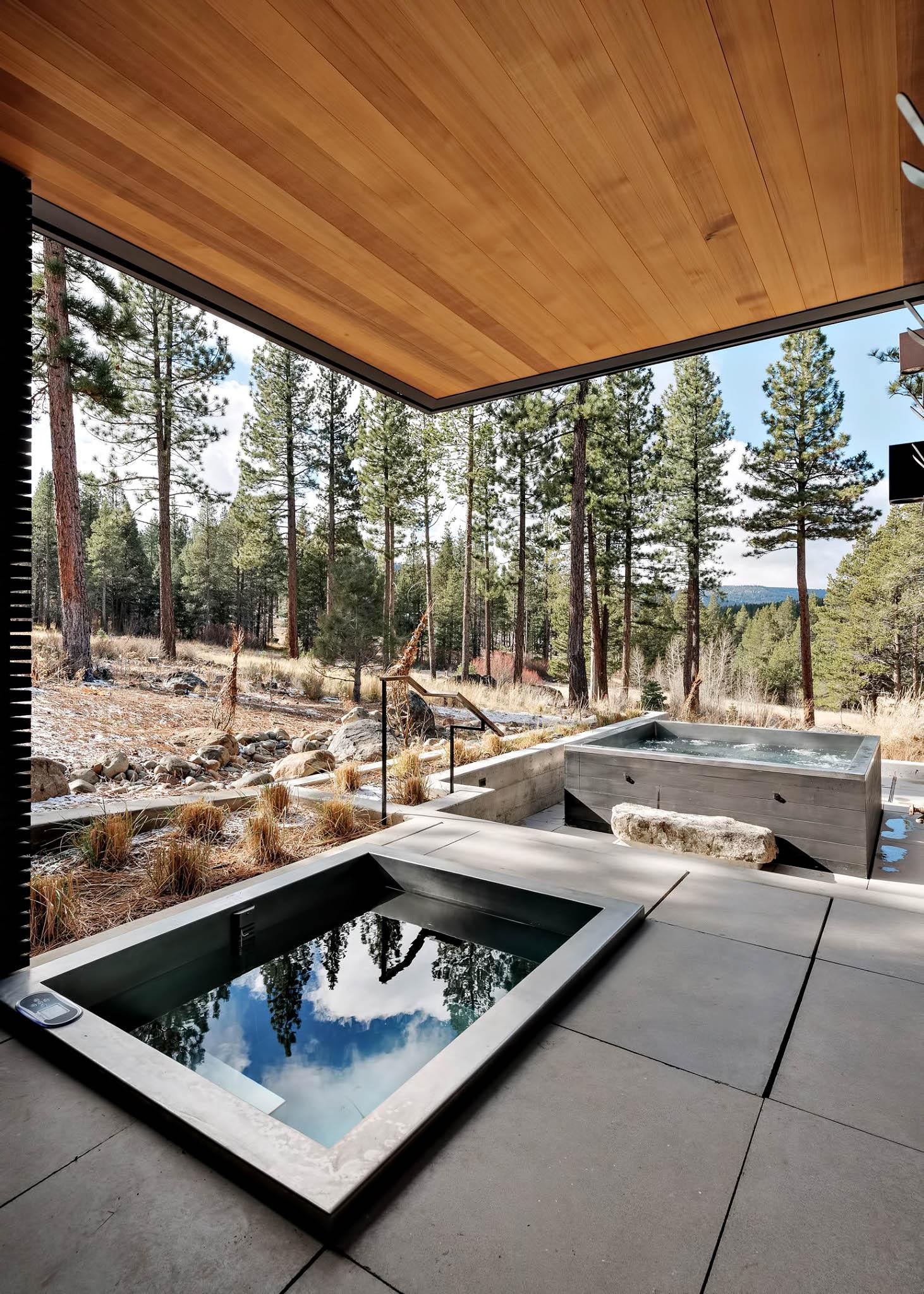Martis Camp 479 Luxury Residence – Truckee, CA, USA